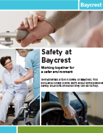 Safety at Baycrest