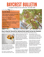 Baycrest Bulletin - November 2020