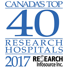 Baycrest holds steady amongst Canada's top 40 research hospitals