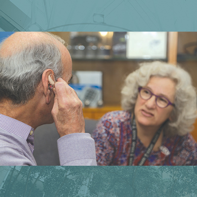 Signs of memory problems could be symptoms of hearing loss instead, suggests Baycrest study