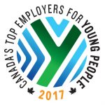 Baycrest Health Sciences recognized as one of Canada's Top Employers for Young People
