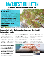 Baycrest Bulletin - October 2020