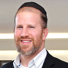 Rabbi Adam Law, RP, BCC